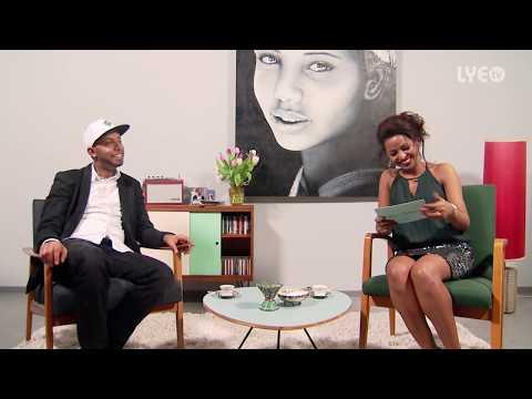 LYE.tv - Weini Sulieman Presents #8 - Interview - DJ Yoyo - Eritrean Talk Show 2017