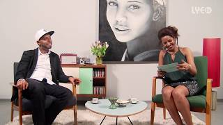 LYE.tv - Weini Sulieman Presents #8 - Interview - DJ Yoyo - Eritrean Talk Show 2017