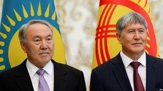 Смотреть всем! Атамбаев снова жестко наехал на Назарбаева!