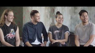 Gambar cover Hillsong Young & Free // Falling Into You // New Song Cafe