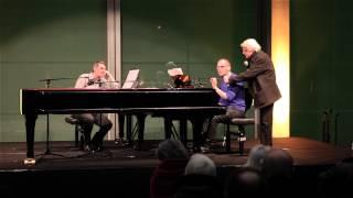Georges Aperghis et l'Ensemble Ictus, ALTER-FACE | Les Soirées Nomades - février 2015