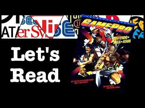 Gamepro Issue #1 - May/June 1989