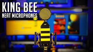 The King Bee Cardiod Condenser Microphone