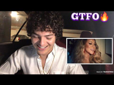 Mariah Carey - GTFO (REACTION) 🔥