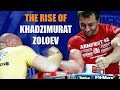 The Rise Of Khadzimurat Zoloev ARMWRESTLING HIGHLIGHTS mp3