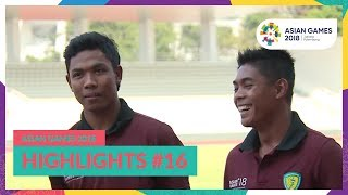 Asian Games 2018 Highlights #16