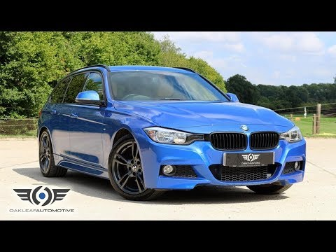 BMW 3 Series 320d BluePerformance M Sport Touring