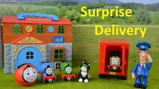 Thomas and Friends Episode Postman Pat Surprise Special Delivery  托马斯&朋友