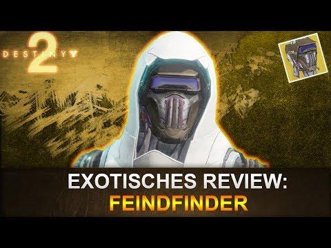 Destiny 2: Exotisches Review Feindfinder (Deutsch/German)