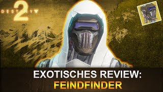 Destiny 2: Exotisches Review Feindfinder (Deutsch/German)