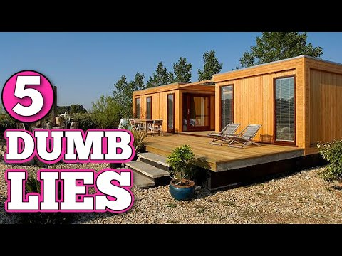 The 5 Biggest Lies About Modular Homes