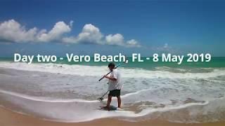 Metal Detecting the Florida Treasure Coast - 7-9 May 2019