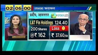 | Stock fatafat | Adani Ent,Jubilant Food,HDFC Standard Life,L&T Fin Holdings,Axis Bank.CNBC Awaaz.