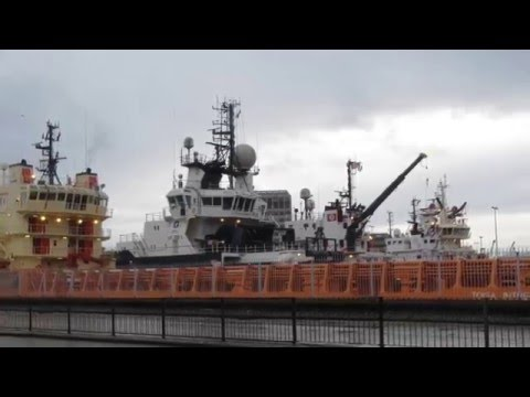 Aberdeen - one day in Scotland -