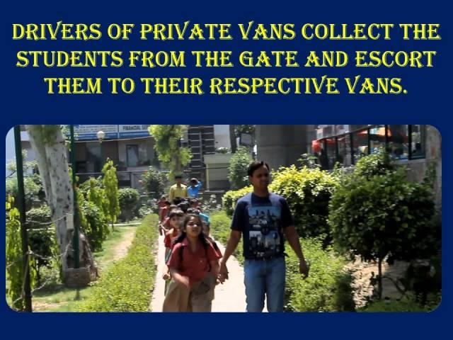 Road Safety Project SRDAV, Dayanand Vihar, Delhi, India