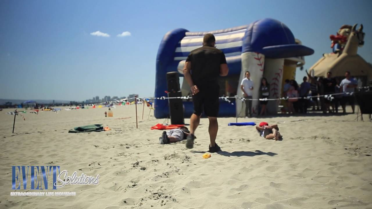 company outing ideas to boost engagement at will rogers state beach