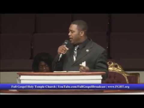 FGHT Dallas: Faith In God Will Move Your Mountain
