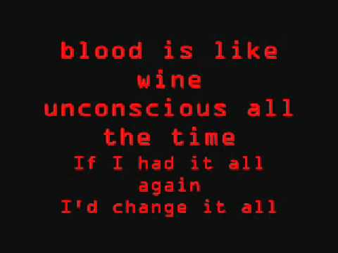 Bush - Machinehead w Lyrics