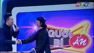 Game show Người Bí Ẩn - Thư pháp chữ Ngược HTV 7