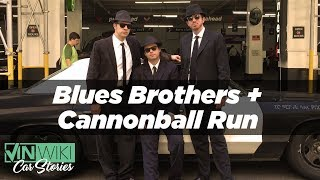 Winning a Cannonball Run in a Bluesmobile