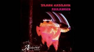 Black Sabbath - Paranoid (192000 Hz)