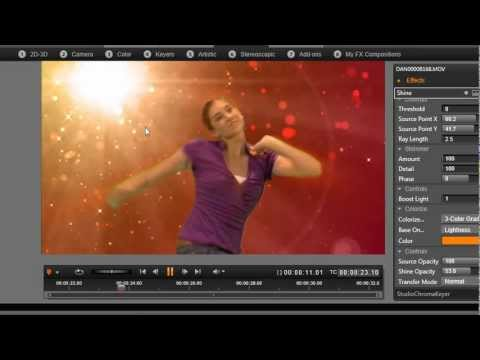 Pinnacle Studio 16 Chroma Key Like a Pro with Paul Holtz of Class on Demand also Avid Studio