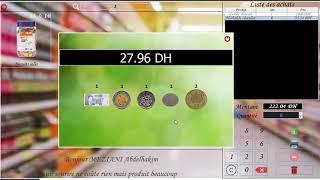 Représentation d'une application de gestion des ventes électroniques