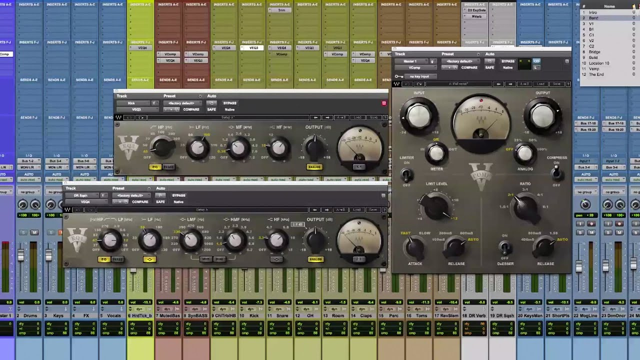 Waves SSL G-Channel | Recording Software Shop