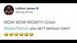 NBA PLAYERS REACT TO LUKA DONCIC GAME WINNER VS MEMPHIS GRIZZLIES