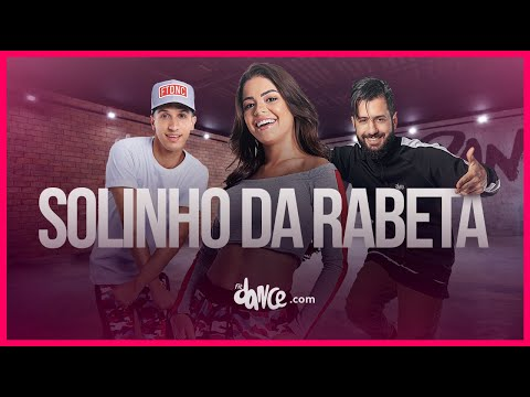 Solinho Da Rabeta - Léo Santana Ft. Pegadeira | FitDance TV (Coreografia) Dance Video