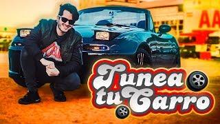 TUNEA TU CARRO