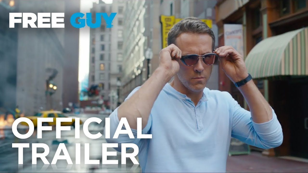 Download Free Guy | Official Trailer