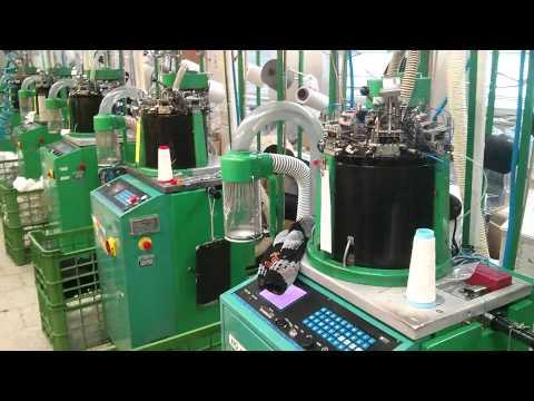 Detailed Socks Manufacturing Process - MeetSocks