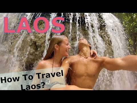 Laos: How to travel Laos? Vang Vieng, Luang Prabang, Muang Ngoy - many places to visit