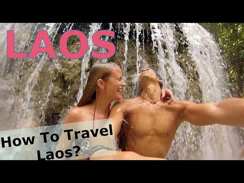 Laos: How to travel Laos? Vang Vieng, Luang Prabang, Muang Ngoy - many places to visit
