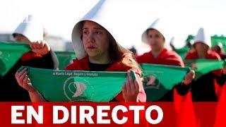 Directo | El Senado argentino vota la LEGALIZACIÓN DEL ABORTO