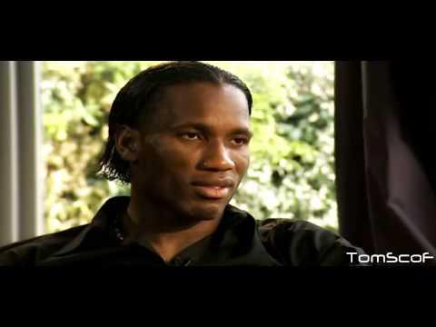 Didier Drogba - Interview - 27.04.09