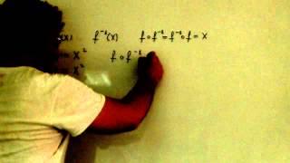 Composicion de funciones Ejemplos Matematicas 1º Bachillerato  Academia Usero Estepona