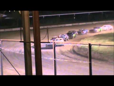 Kenney MotorSports 30PK 5/3/15 Dawson County Raceway- Lexington, NE