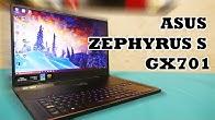 3d82976c10 ASUS ZEPHYRUS S GX701 - Duration: 10 minutes.