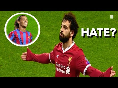 10 Football Players the World Can't Hate