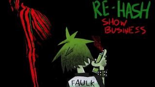 Скачать Re Hash Show Business Gorillaz A Tribe Called Quest MASHUP