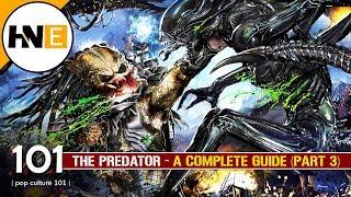 PREDATOR Complete Guide (Part 3) Clans & Xenomorph History   Pop Culture 101