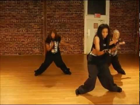 "The Evolution DVD: Ciara teaches choreography to ""Promise"""