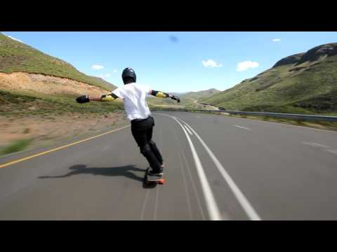 Lesotho - Black Tar - Oli