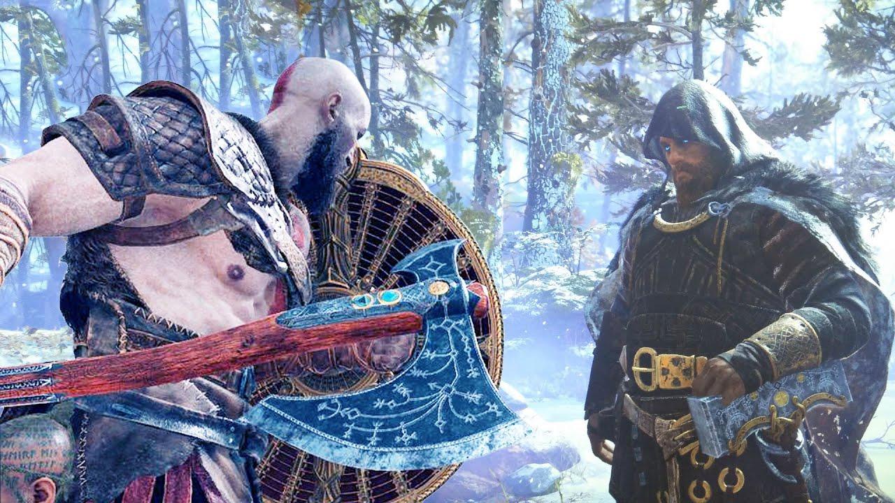 God Of War 5 Thor Vs Kratos