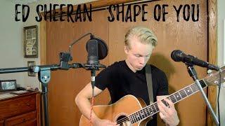 Ed Sheeran - Shape Of You (Trevor Ohlsen Cover) | Loop Pedal Version