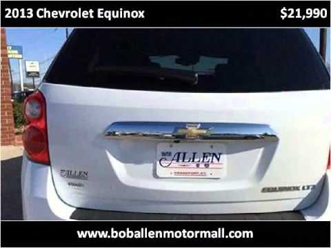 2013 chevrolet equinox used cars danville ky youtube. Black Bedroom Furniture Sets. Home Design Ideas