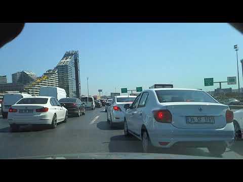 20170915 123517 - Turkey, Istanbul driving