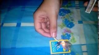 ম্যাচেরকাঠির একটি দারুন ম্যাজিক - Bangladesi Matchbox Magic